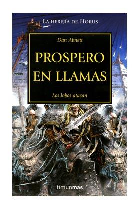 ***DESCATALOGADO***PROSPERO EN LLAMAS (LA HEREJIA DE HORUS 15)