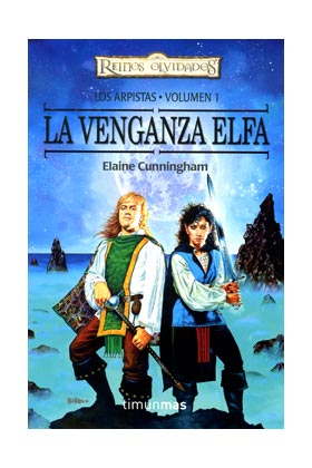 LA VENGANZA ELFA (LOS ARPISTAS 01)