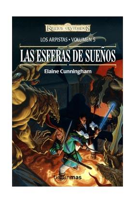 LAS ESFERAS DE SUEÑOS (LOS ARPISTAS 05)