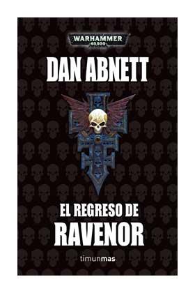 EL REGRESO DE RAVENOR (RAVENOR 02)
