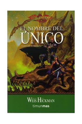 EL NOMBRE DEL UNICO (BOLSILLO) (LA GUERRA DE LOS ESPIRITUS 03)