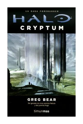 HALO. CRYPTUM (LA SAGA FORERRUNER 01)