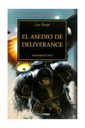 ***DESCATALOGADO***EL ASEDIO DE DELIVERANCE (LA HEREJIA DE HORUS 18)