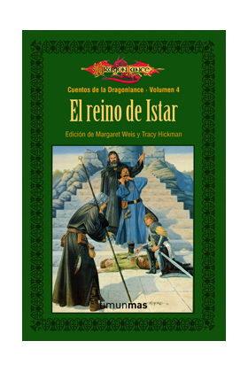 EL REINO DE ISTAR (CUENTOS DE LA DRAGONLANCE 01 / 2ª TRILOGIA)