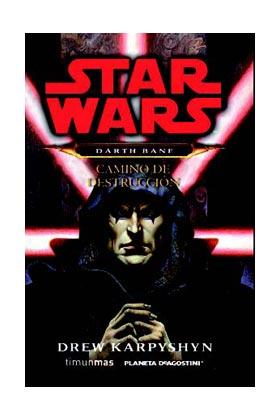 STAR WARS: CAMINO DE DESTRUCCION