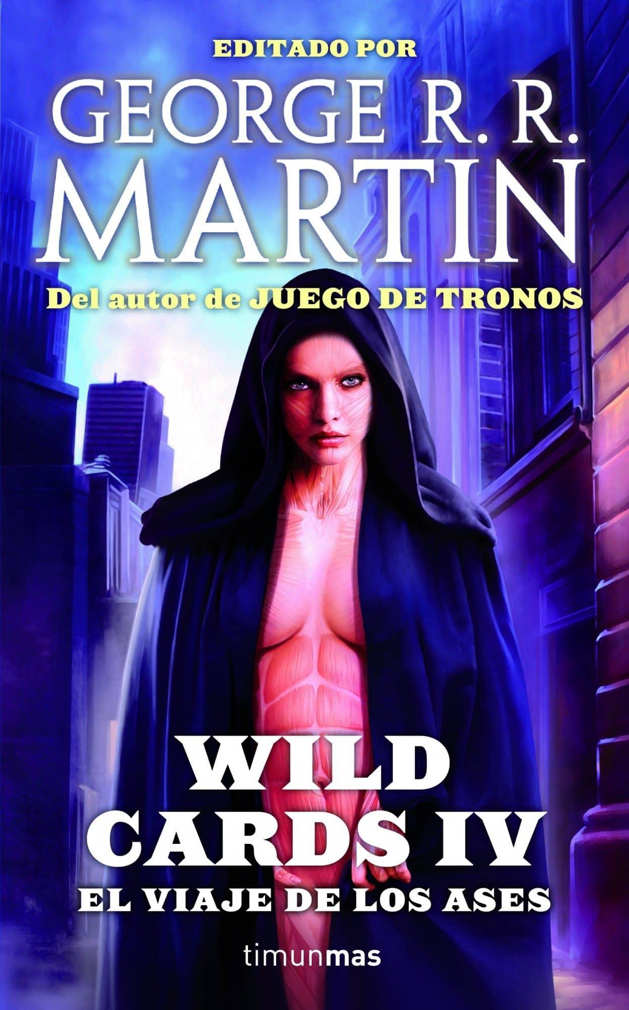 WILD CARDS 04. EL VIAJE DE LOS ASES