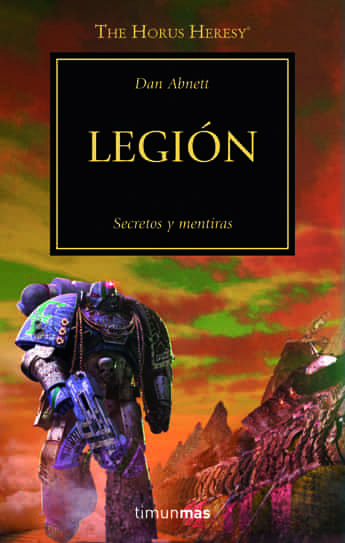 LEGION (LA HEREJIA DE HORUS 07)