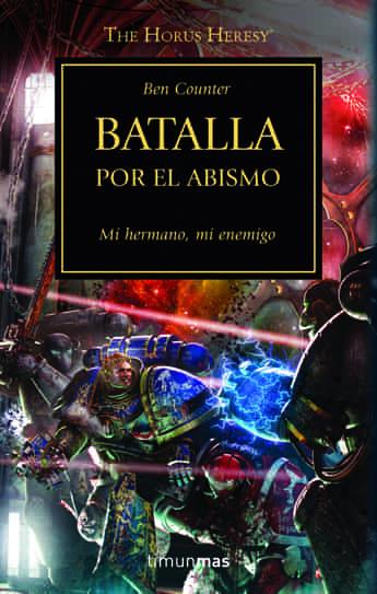 BATALLA POR EL ABISMO (LA HEREJIA DE HORUS 08)
