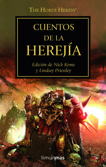 CUENTOS DE LA HEREJIA (LA HEREJIA DE HORUS 10)