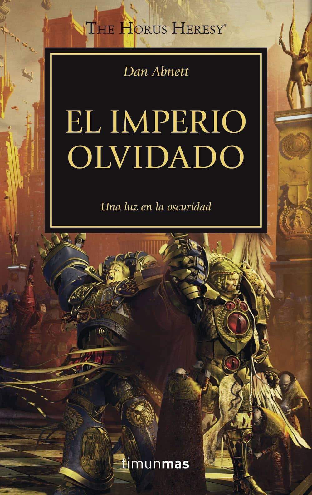 EL IMPERIO OLVIDADO  (LA HEREJIA DE HORUS)