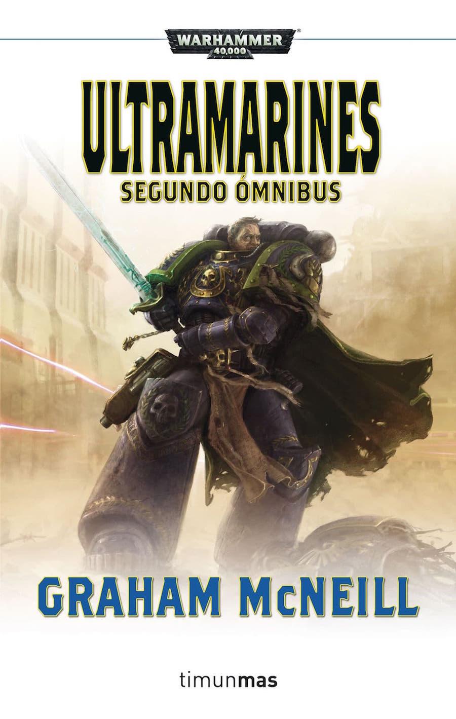 ULTRAMARINES. SEGUNDO OMNIBUS