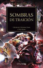 SOMBRAS DE TRAICION  (LA HEREJIA DE HORUS 22)
