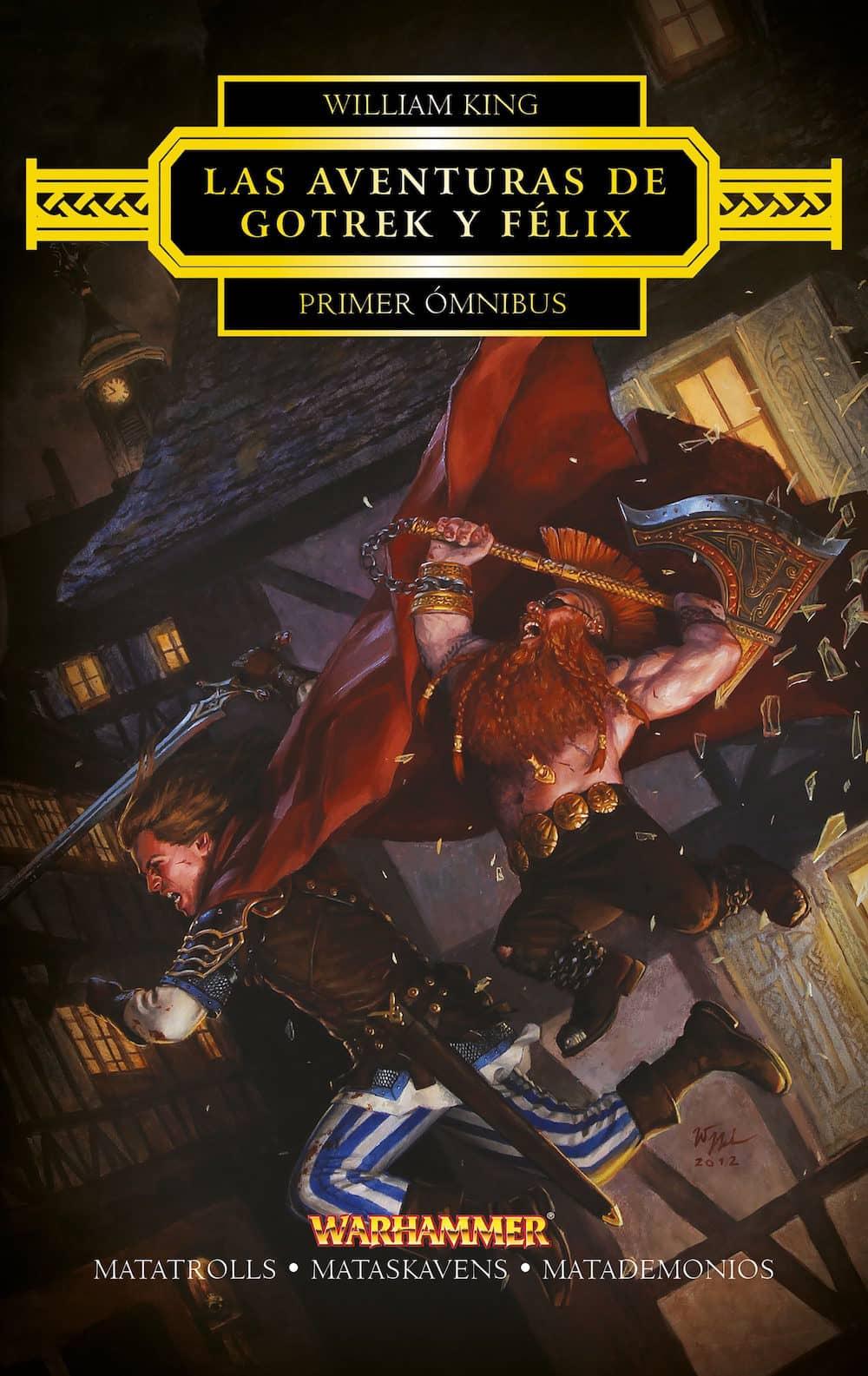 PRIMER OMNIBUS (LAS AVENTURAS DE GOTREK Y FELIX)