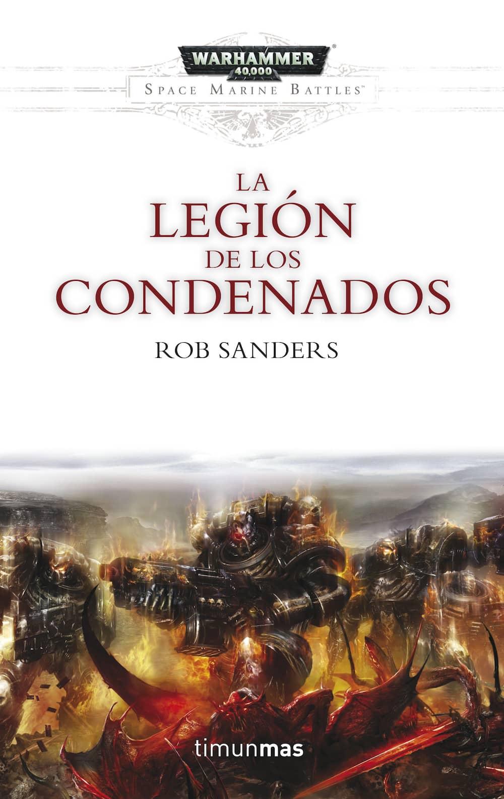 LA LEGION DE LOS CONDENADOS