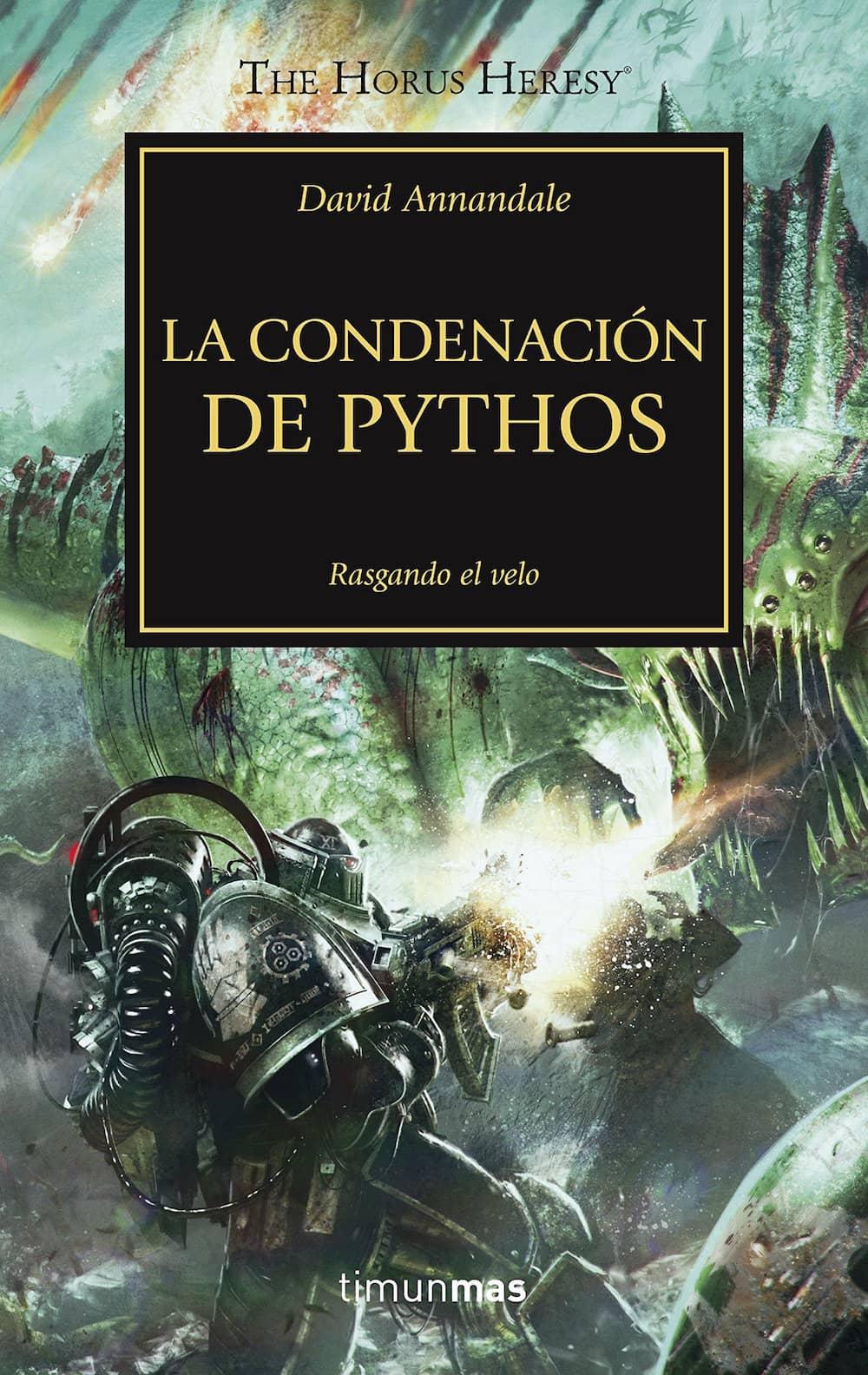 LA CONDENACION DE PYTHOS  (LA HEREJIA DE HORUS 30)