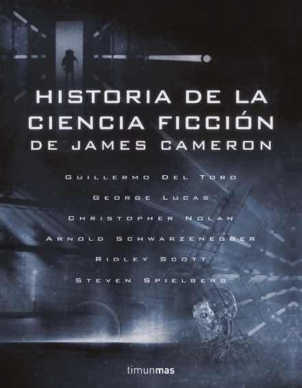 HISTORIA DE LA CIENCIA FICCION DE JAMES CAMERON