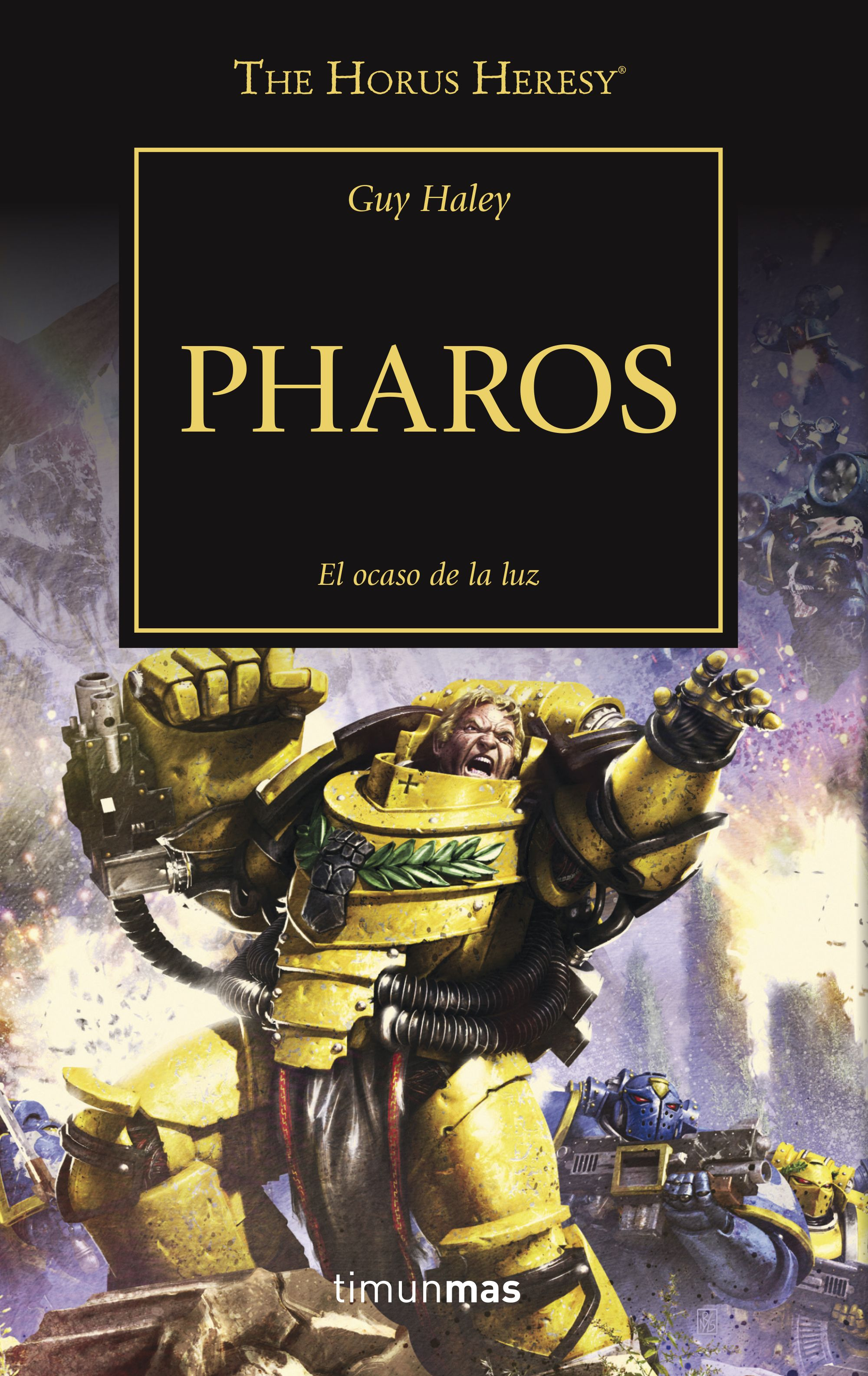 PHAROS (LA HEREJIA DE HORUS 34)