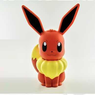 EEVEE LAMPARA LED 30 CM POKEMON