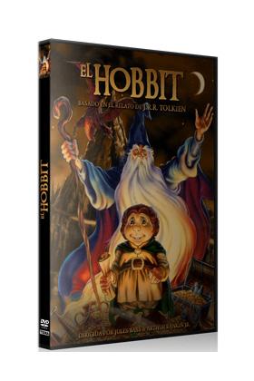 EL HOBBIT. PELICULA ANIMACION DVD