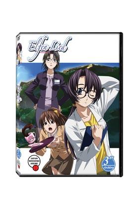 ELFEN LIED VOL 3 DVD