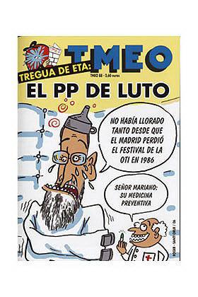 TMEO 088. TREGUA DE E.T.A.: EL PP DE LUTO