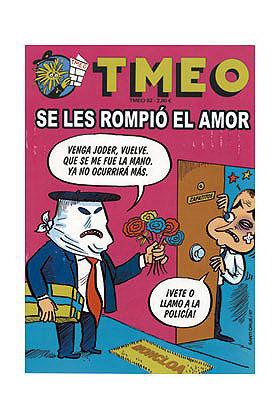 TMEO 092. SE LES ROMPIÓ EL AMOR