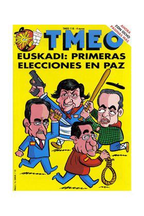TMEO 118 - EUSKADI: PRIMERAS ELECCIONES EN PAZ