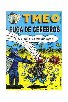 TMEO 123. FUGA DE CEREBROS