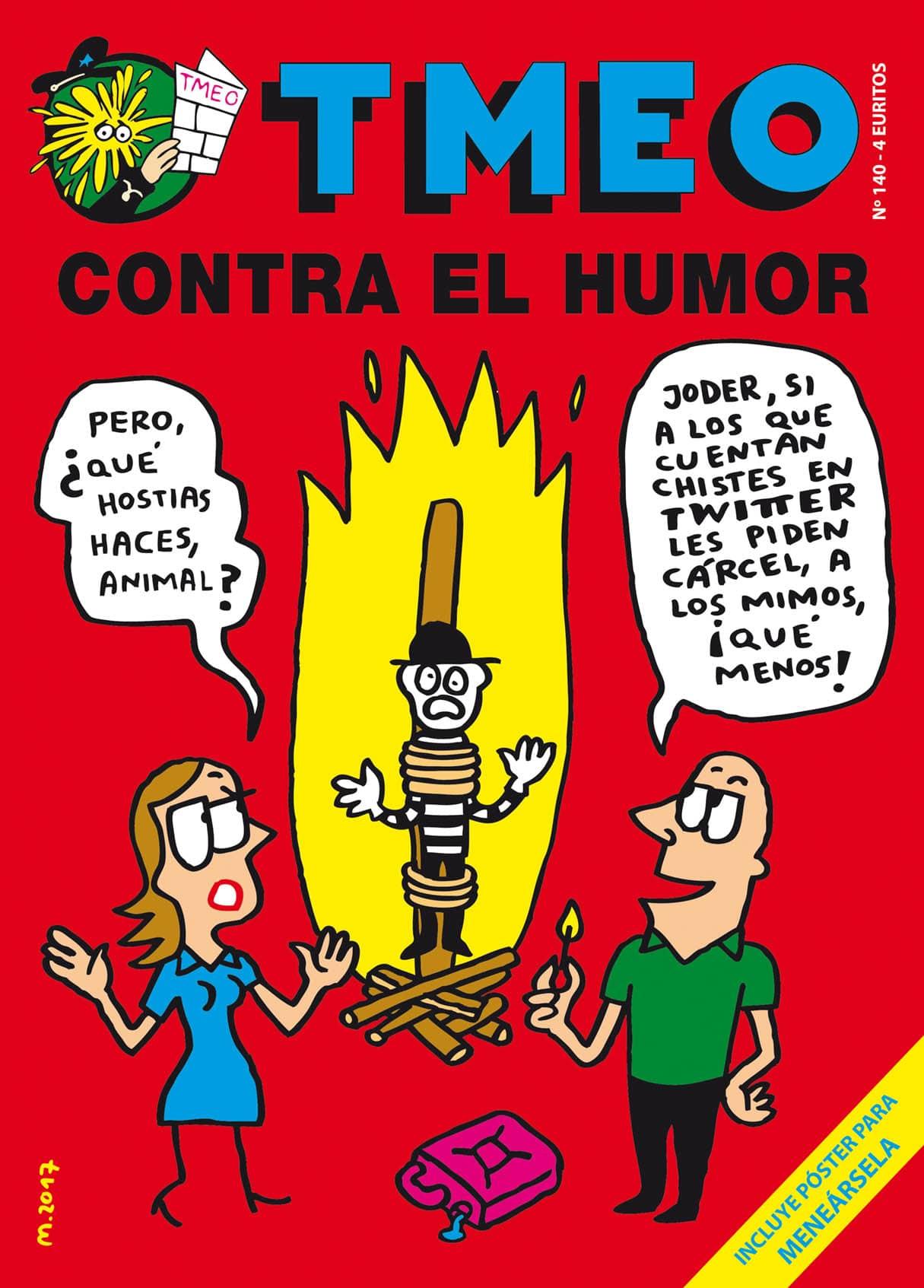 TMEO 140. CONTRA EL HUMOR
