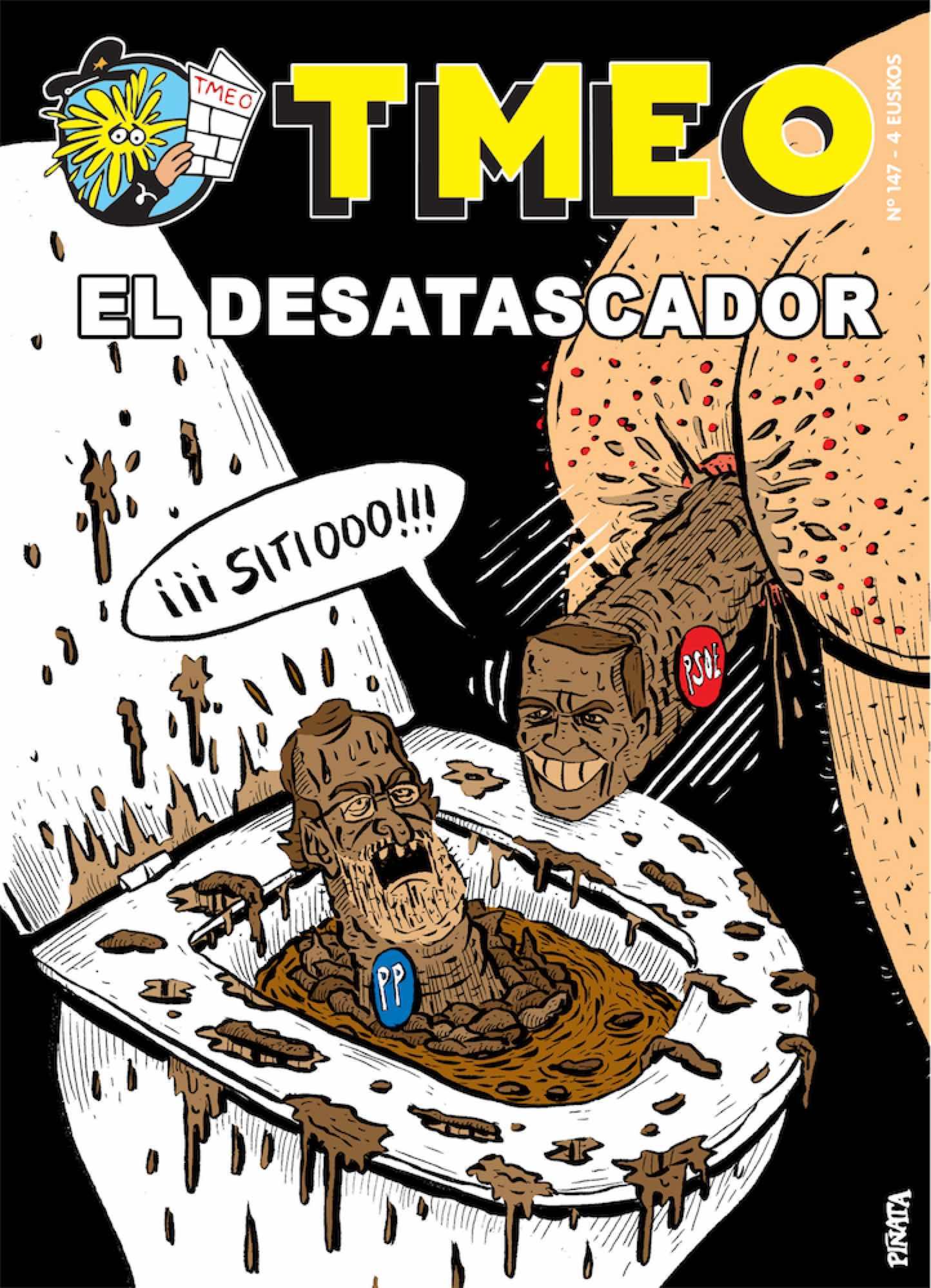 TMEO 147. EL DESATASCADOR