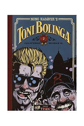 TONI BOLINGA 2. CON SU AMIGO HEINRICH M.