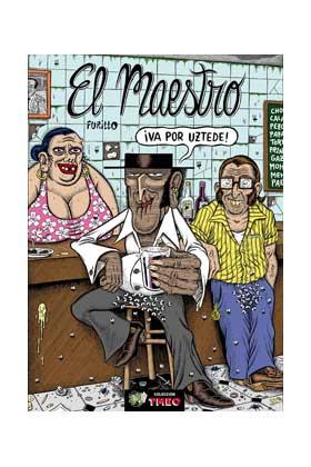 """EL MAESTRO """"VA POR UZTEDE"""""""