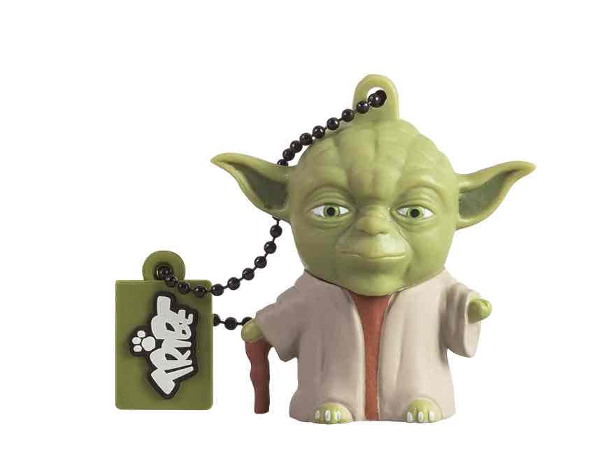 """YODA """"EL SABIO"""" MEMORIA USB 16 GB STAR WARS"""