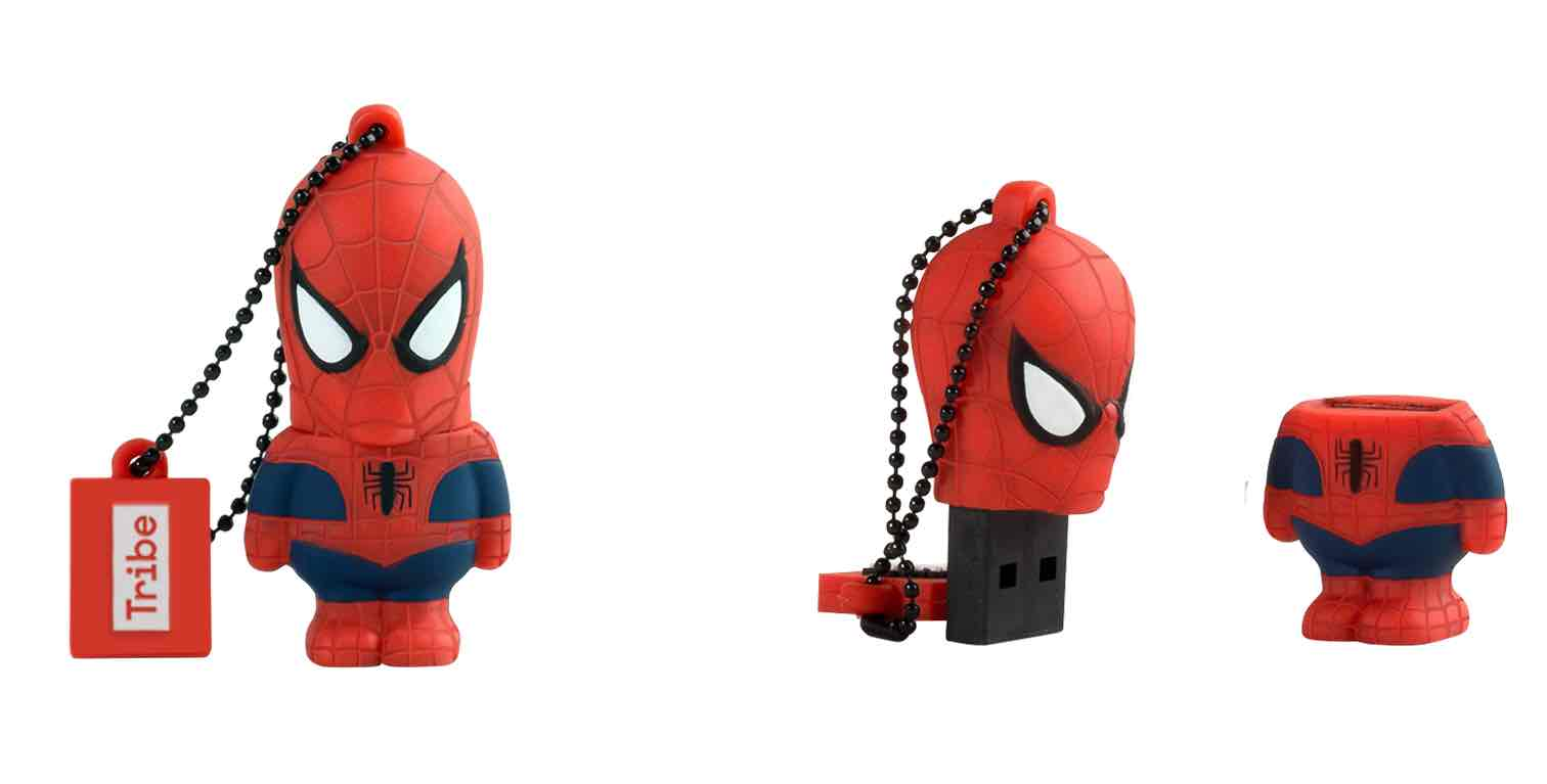 SPIDER-MAN MEMORIA USB 32 GB MARVEL