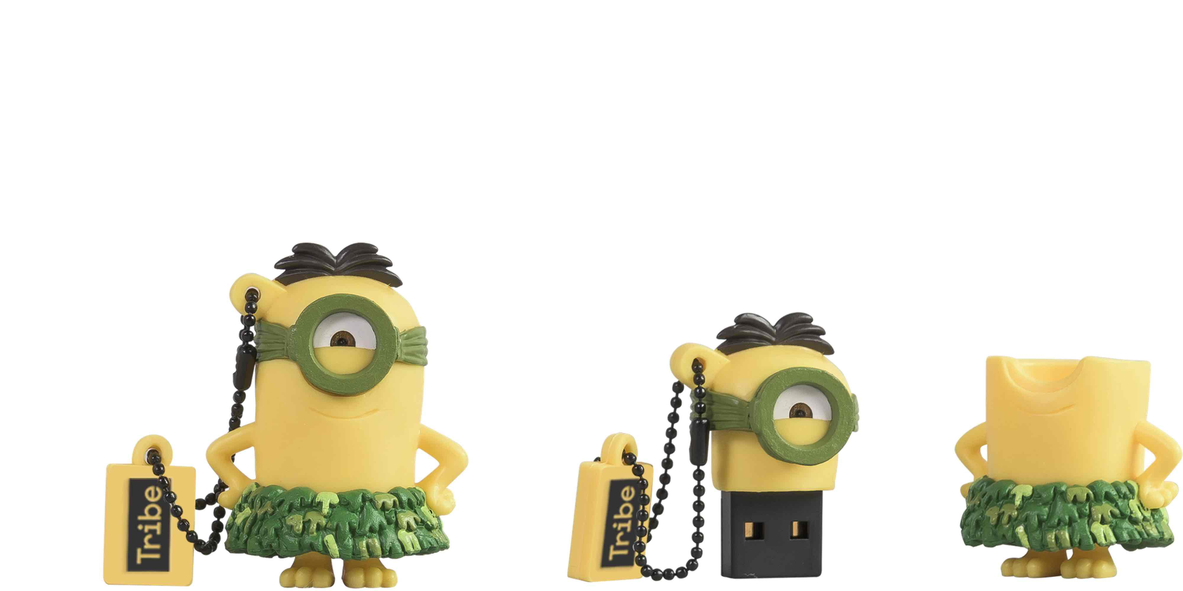 AL NATURAL MEMORIA USB 16 GB MINIONS