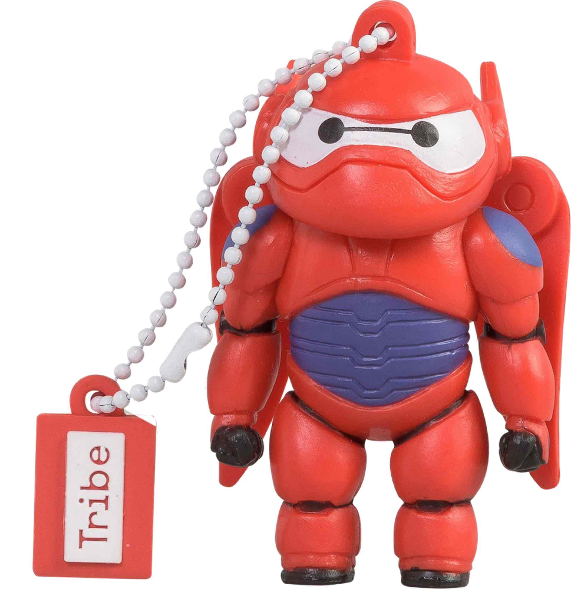 BAYMAX BLINDADO MEMORIA USB 16 GB PIXAR BIG HERO 6
