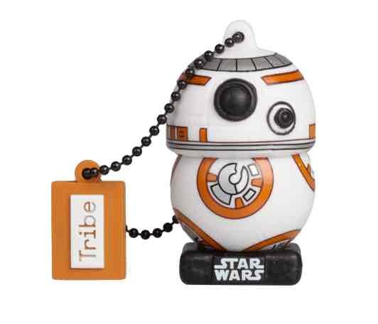 BB-8 MEMORIA USB 16 GB STAR WARS CLASSIC COLLECTION
