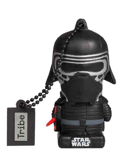 KYLO REN MEMORIA USB 16 GB STAR WARS CLASSIC COLLECTION