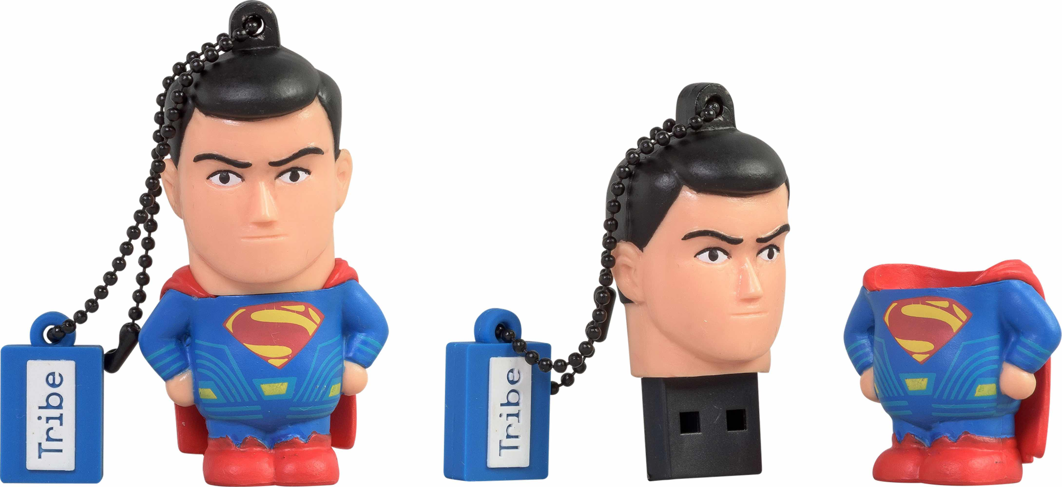 SUPERMAN MOVIE MEMORIA USB 8 GB DC COMICS
