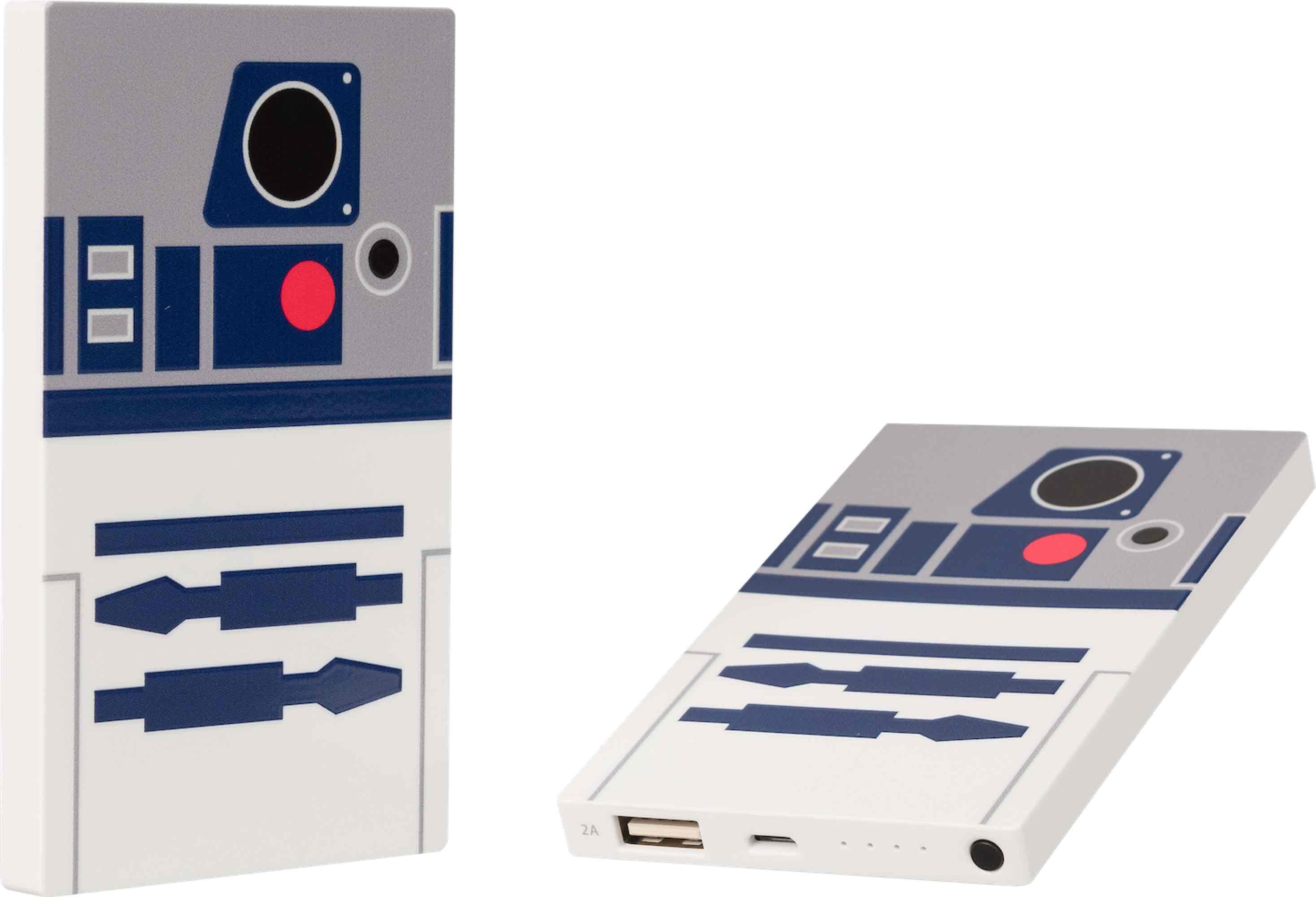 R2-D2 BATERIA PORTATIL STAR WARS