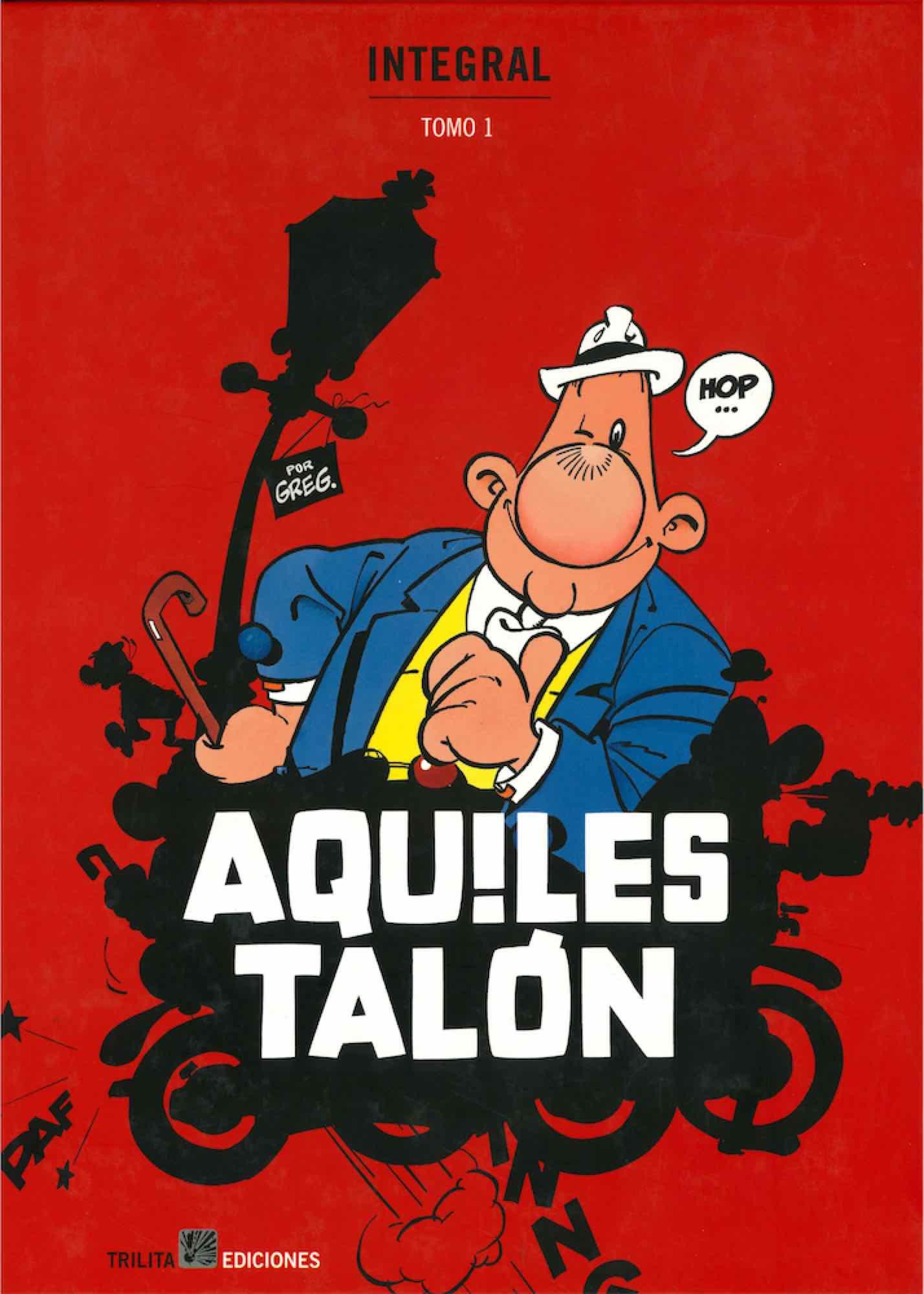 AQUILES TALON (INTEGRAL 01)