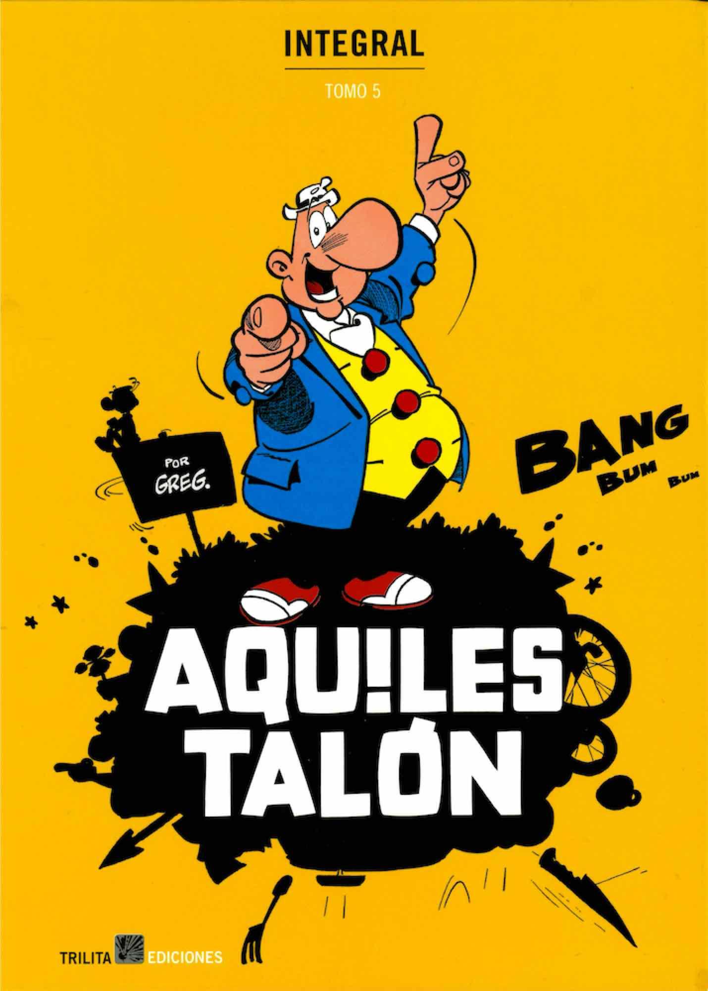 AQUILES TALON (INTEGRAL 05)