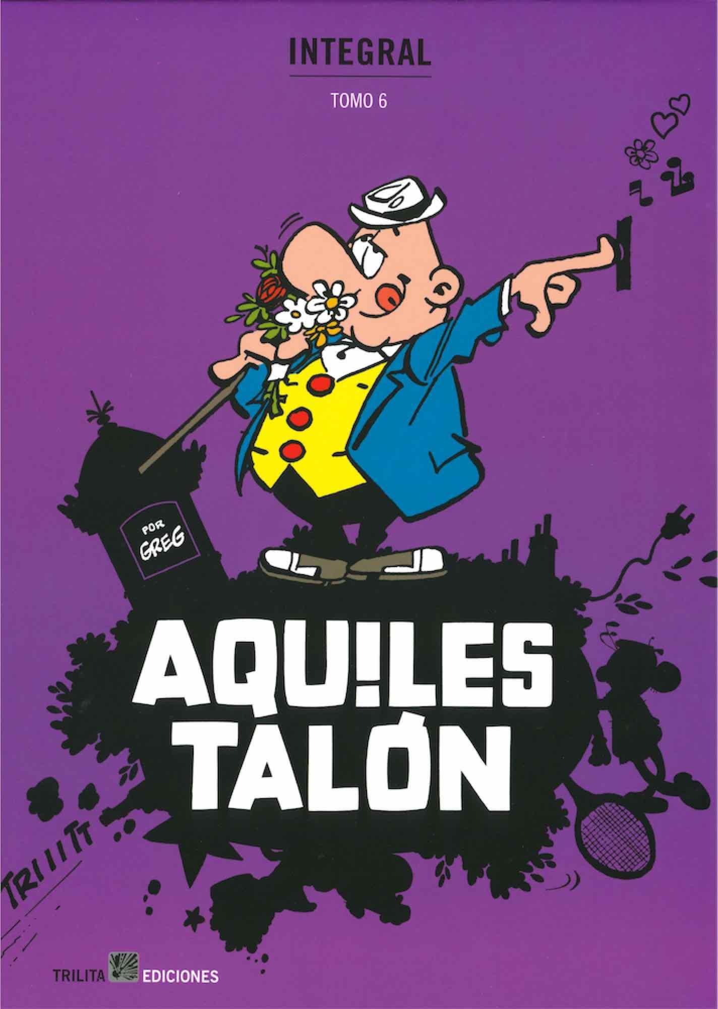 AQUILES TALON (INTEGRAL 06)