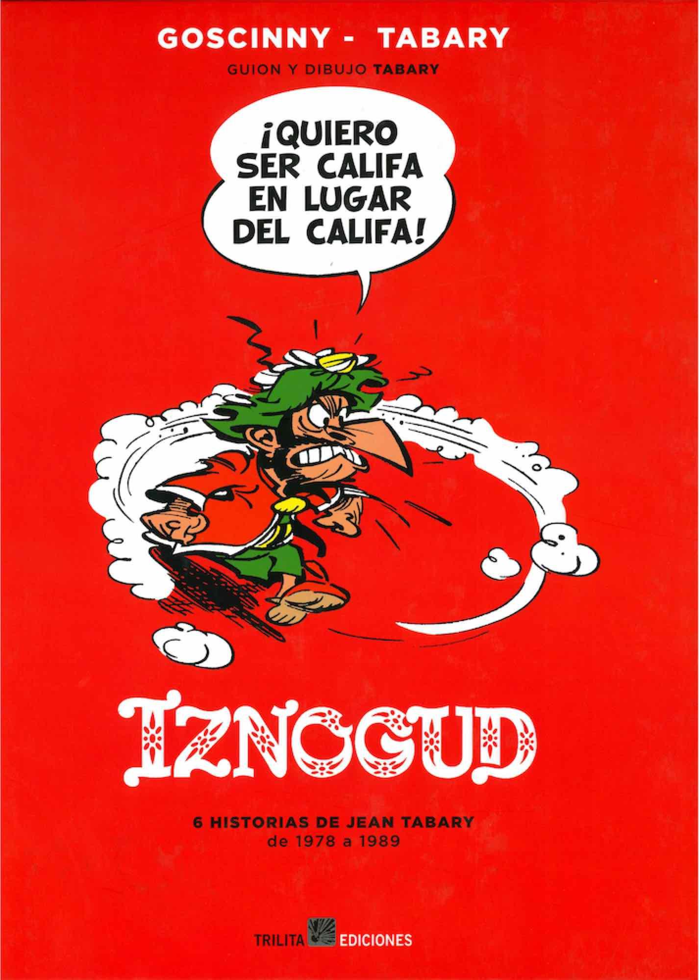 IZNOGUD INTEGRAL 04