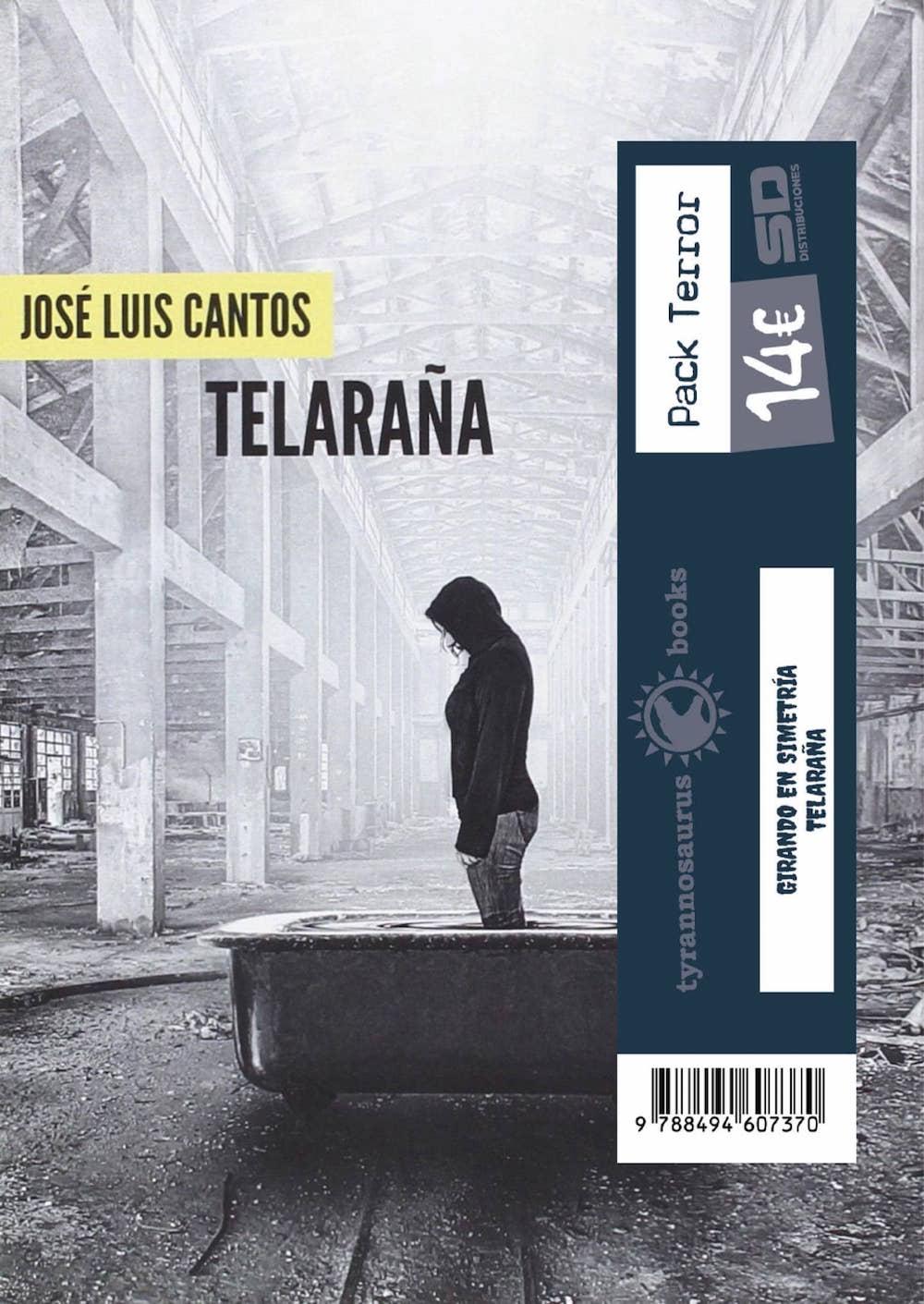 PACK TERROR (GIRANDO EN SIMETRIA + TELARAÑA)