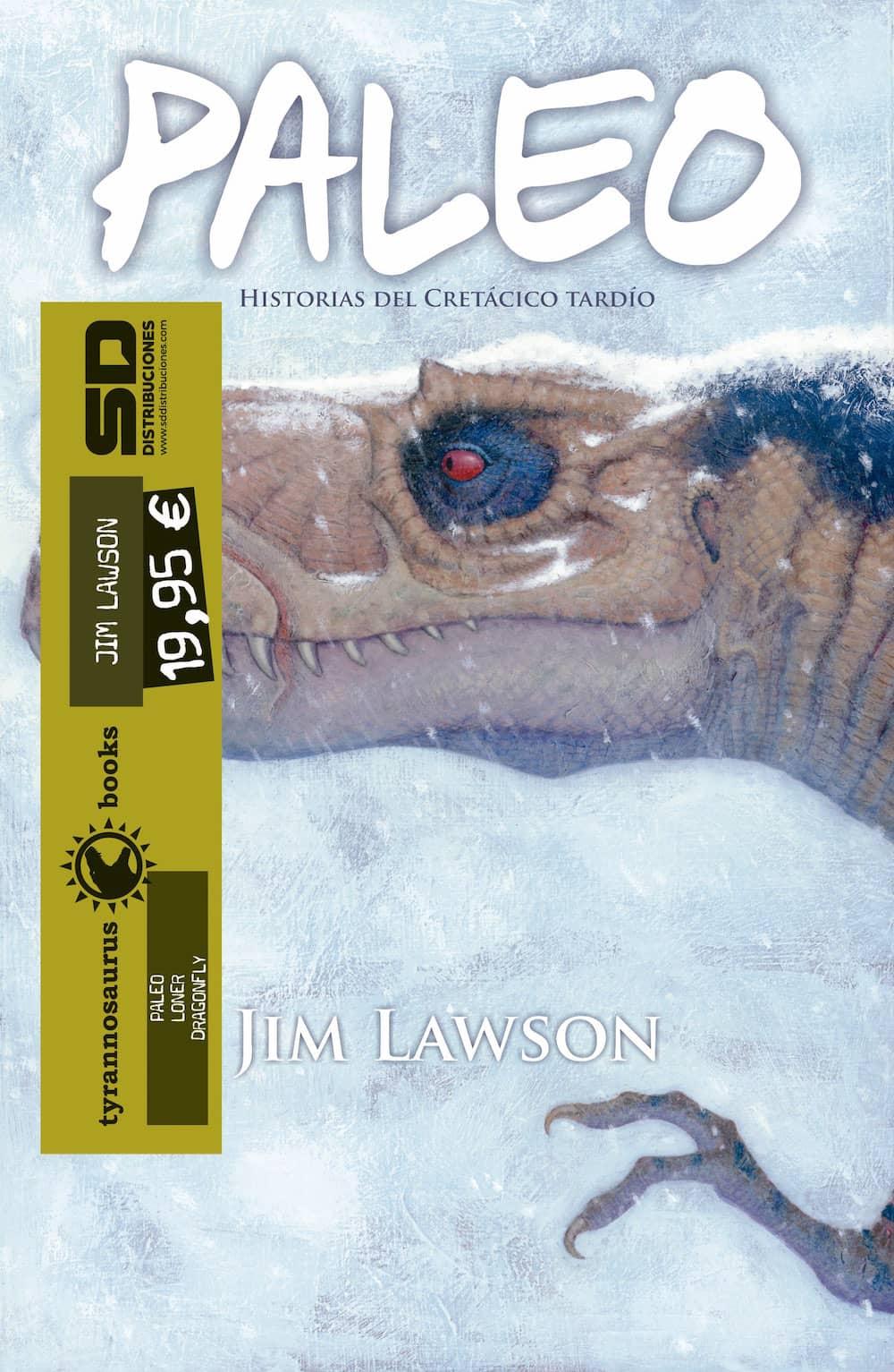 PACK JIM LAWSON  (DRAGONFLY+LONER+PALEO)