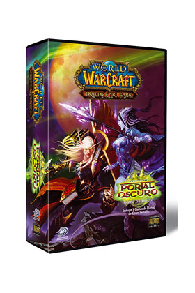 WORLD OF WARCRAFT JCC BARAJAS (6) - A TRAVES DEL PORTAL OSCURO