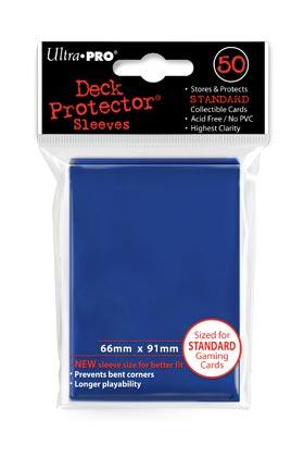 SOLID DECK PROTECTOR BLUE (AZUL) (50)