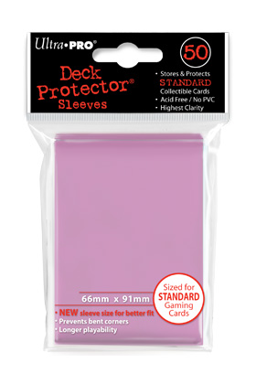SOLID DECK PROTECTOR PINK (ROSA) (50)