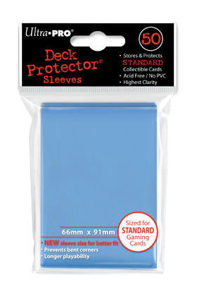SOLID DECK PROTECTOR LIGHT BLUE (AZUL CLARO) (50)